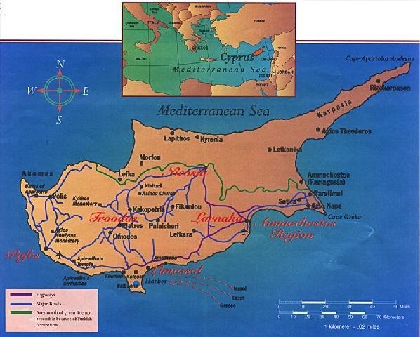 Roadmap And The Mediterranean Region
